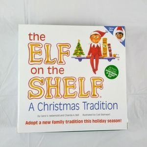 Elf on the Shelf. New in box Christmas tradition.